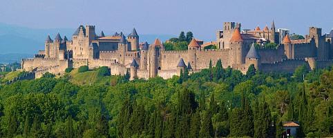 Carcassonne Reve Tour